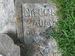 Cline Adams