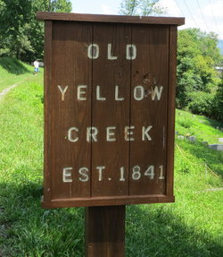Old Yellow Creek Cemetery