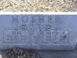 Otto Mosher