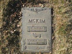 Verta Mae Pat <i>Ladd</i> McKim