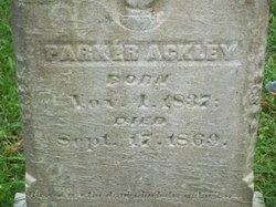 Parker Ackley