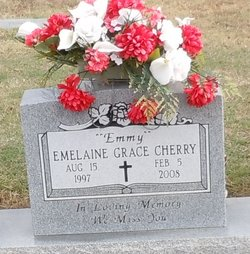 Emelaine Grace Emmy Cherry