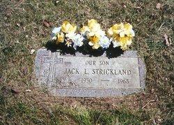 Jack L Buzz Strickland