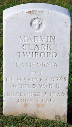 Marvin Clark Twiford
