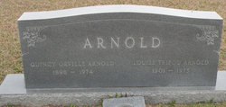 Quincy Orville Arnold