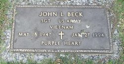 John Lester Beck