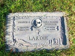 Lora Nadine <i>Bosworth</i> Lardie