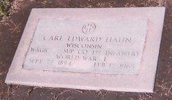 Carl Edward Hahn