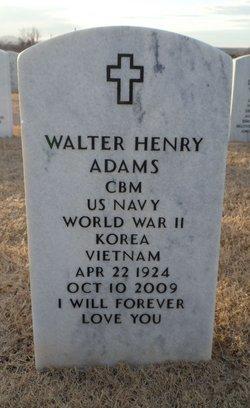 Walter Henry Adams
