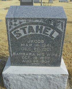 Barbara Stahel