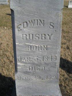Edwin Stanton Stant Busby