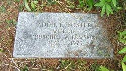 Addie L <i>Foster</i> Edwards