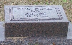 Rozella <i>Thornhill</i> Bass