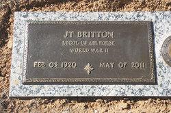 J T Britton