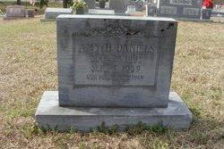 Amy <i>Holifield</i> Daniels