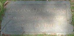 Alexander John Duncan