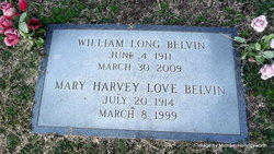 Mary Harvey <i>Love</i> Belvin