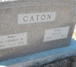 Dr Charles N Caton