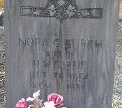 Nora Celestia <i>Burch</i> Currie