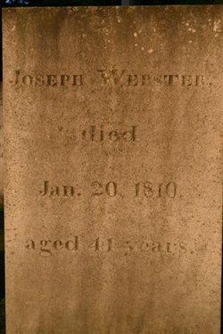 Joseph Webster
