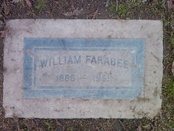 William M Bill Farabee