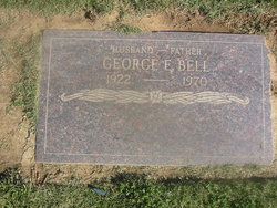George Eustice Bell