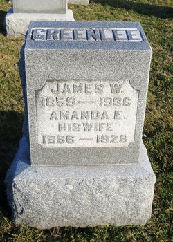 Amanda E Greenlee