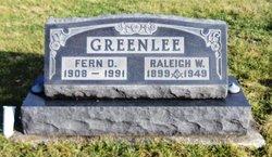 Fern D Greenlee