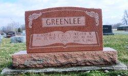 Juanita J Greenlee
