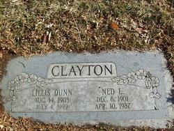 Ned Leroy Clayton