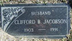 Clifford Benjamin Jacobson