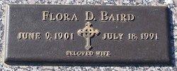 Flora D. <i>Patton</i> Baird