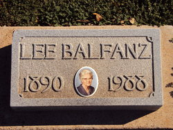 Lee Edward <i>Chance</i> Balfanz