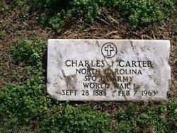 Charles J Carter