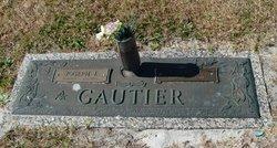 Carrie J. <i>Watson</i> Gautier