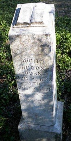 Anna Judith <i>Solomon</i> Hugon