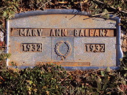 Mary Ann Balfanz