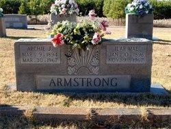 Ilar Mae Armstrong