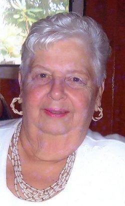 Hazel Louise <i>Gramstorff</i> Bursey