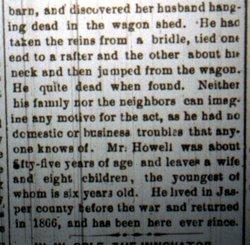 John Mercer Howell