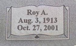 Roy Augustus Ashley