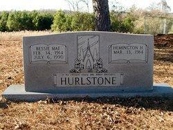 Hemington Haddon Hurlstone