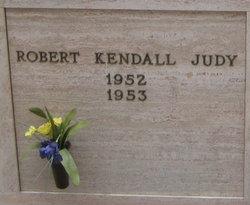 Robert Kendall Judy
