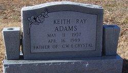 Keith Ray Adams
