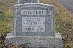 Kjersti <i>Anderson</i> Ahlberg