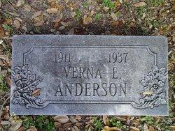 Verna Evelyn <i>Anderson</i> Anderson