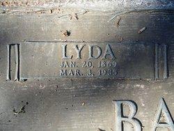 Lyda Ballew