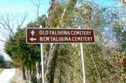 Old Talihina Cemetery