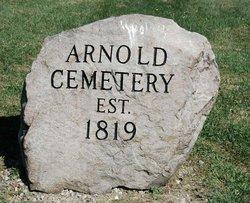 Mary Ann <i>Zaugg</i> Arnold