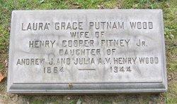 Laura Grace <i>Wood</i> Pitney